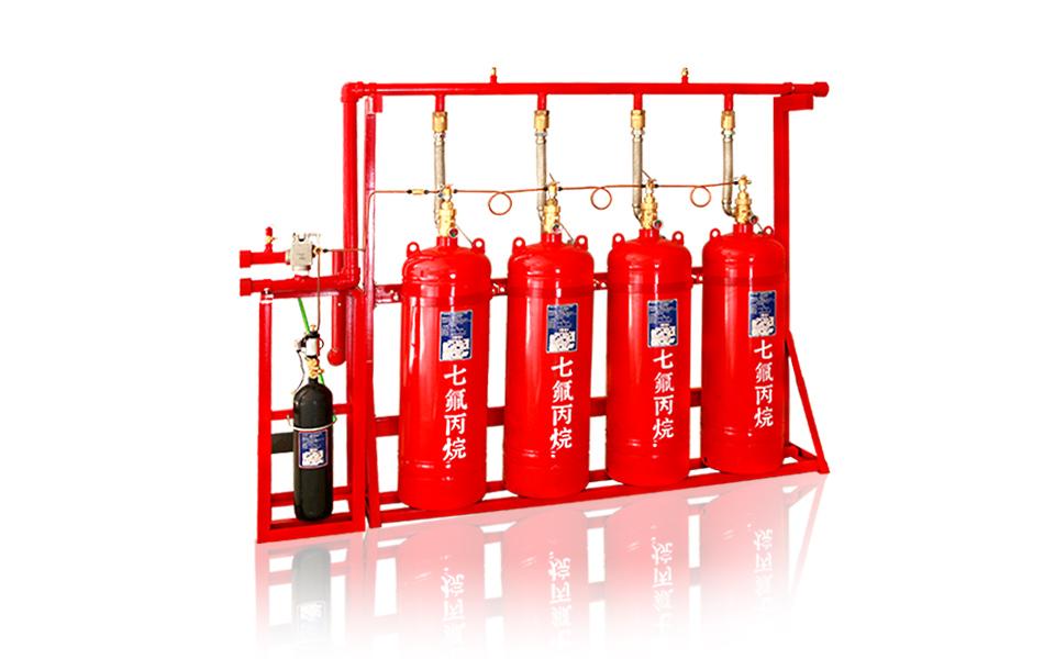 管网式灭火系列QMQ4.2/70七氟丙烷