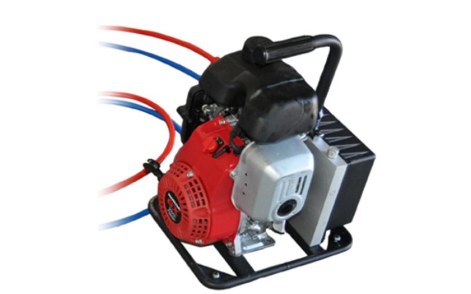 液压单输机动泵