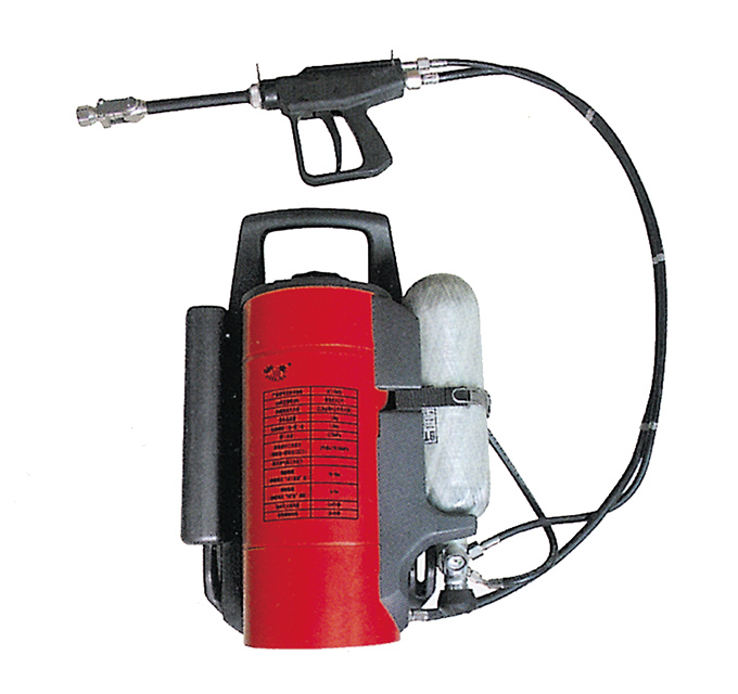 高壓脈沖水滅火器