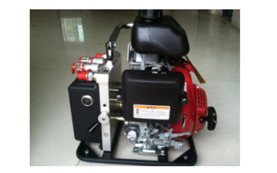 液壓雙輸出機動泵