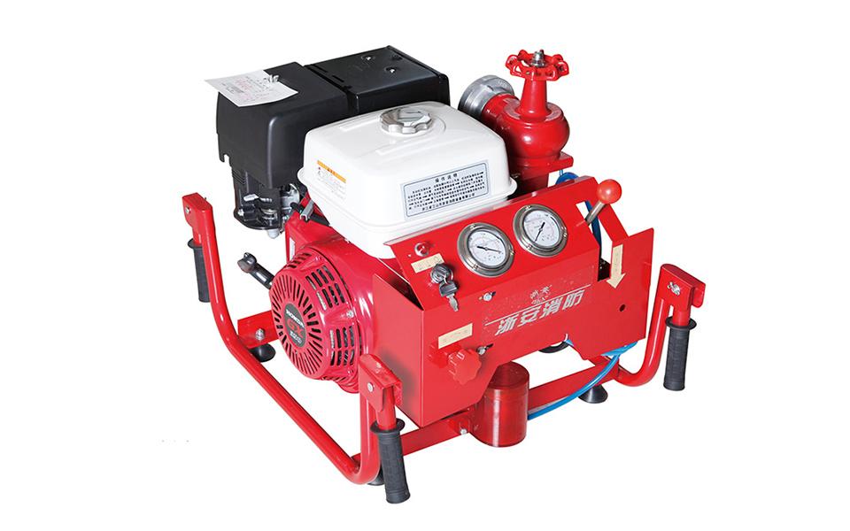 本田13马力消防泵