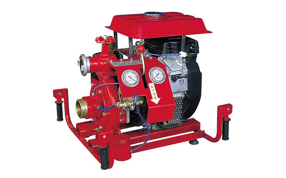手抬機動消防泵(22馬力)