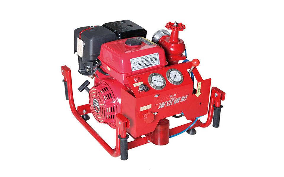 手动机动消防泵