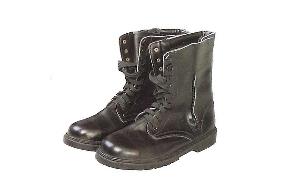 搶險救援靴(皮質)