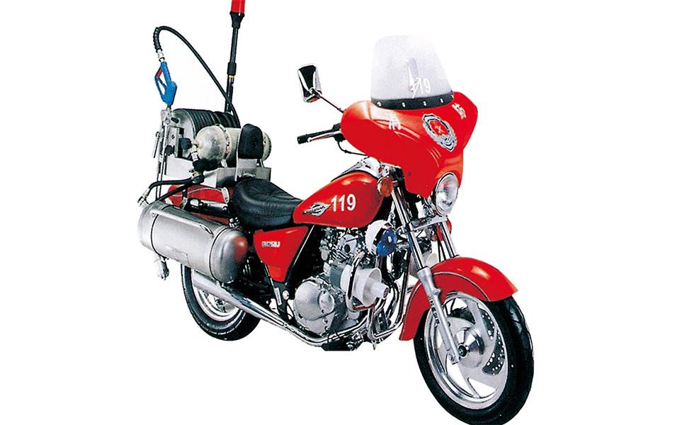 250CC細水霧消防摩托車