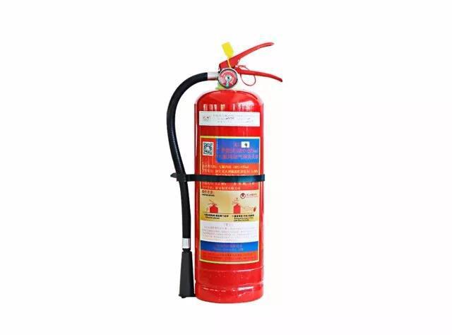 亚博下注网 手提式7氟丙烷气体灭火装