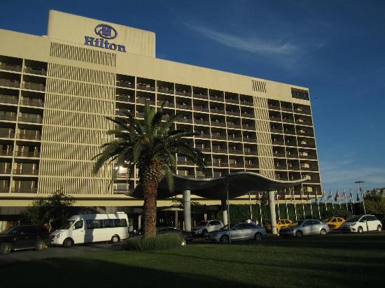 希爾頓飯店